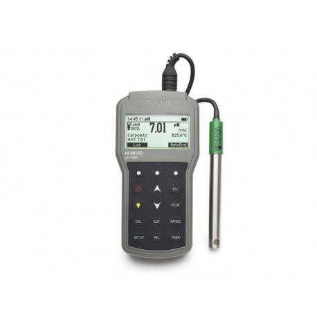 Phmetro Portatile HI9819
