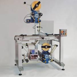 Sistema 4 Etichettatrice Automatica Sopra/Sotto
