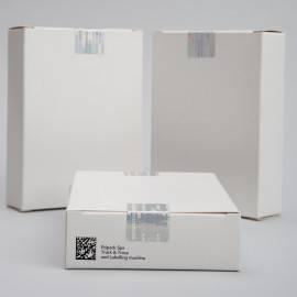 Pharma Trace Seal Serializzazione ed Etichettatura con Sigilli