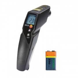 testo 830-T2 - Termometro a infrarossi con puntatore a 2 raggi laser