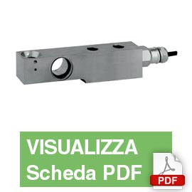 SB4 Beam Load Cell (510 - 10,197Kg)