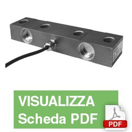 DSB7 Beam Load Cell (7.5T, 15T & 25T)
