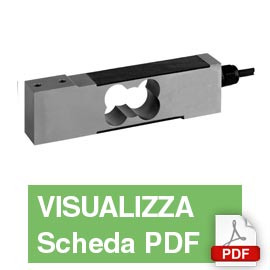 PC1 Cella di Carico Single Point (7.5 - 200Kg)