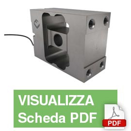 PC2H  Single Point Load Cell (2,000Kg)