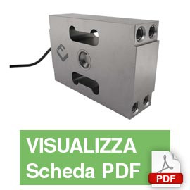 PC3H  Single Point Load Cell (5,000Kg)