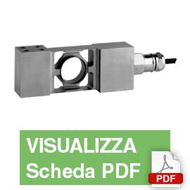 PC6  Single Point Load Cell (10 - 200Kg)