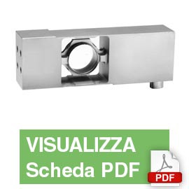 PC6D  Single Point Load Cell (20Kg)