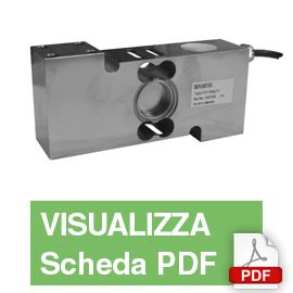 PC7  Single Point Load Cell (100Kg, 250Kg & 500Kg)