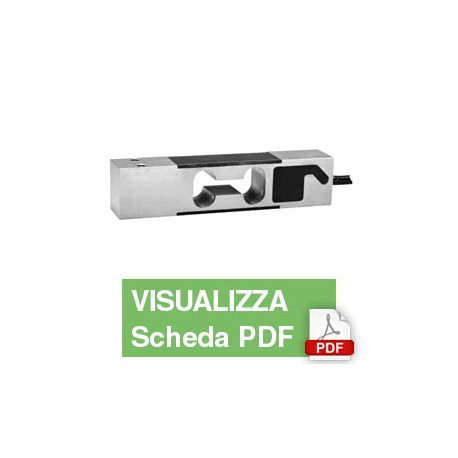 PC30 Single Point Load Cell (7 - 100Kg)