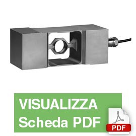 PCB Single Point Load Cell (50 - 1,000Kg)